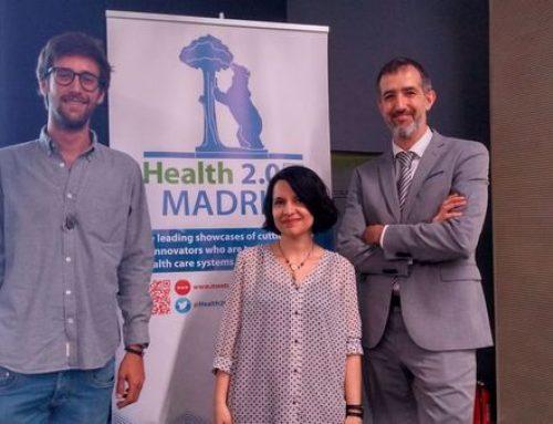 C2C participa con ëverBOT en el evento Health2.0 Madrid